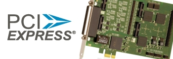 2006 – Interference-free PCI-Express boards