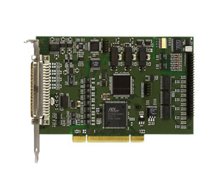 Analog PCI input board