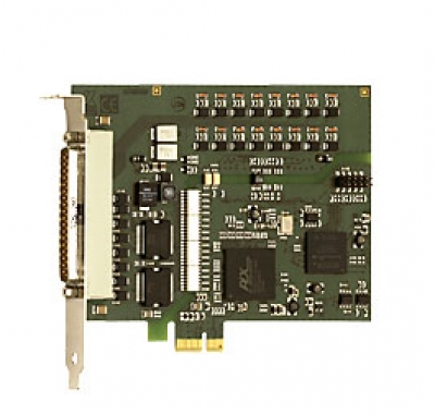 PCI-Express 64 digital I/O board APCIe-1564