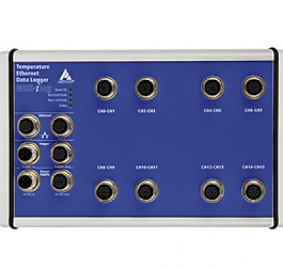 Ethernet data logger for temperature measurement MSX-ilog-RTD/MSX-ilog-TC