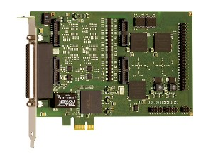 PCI-Express multifunction counter board APCIe-1711