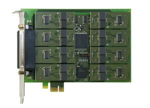 PCI-Express serial interfaces APCIe-7xxx