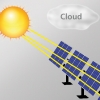 Intelligent monitoring and control of an industrial photovoltaic plant in the desert for maximum current yield